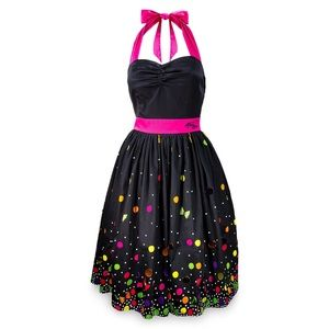DressShop Disney Minnie Dot Dress Pinup 2x BNWT